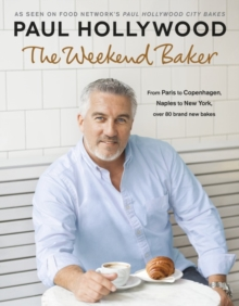 The Weekend Baker, Hardback