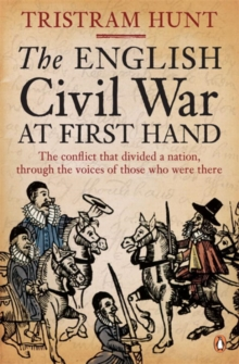 The English Civil War At First Hand,, Paperback Book