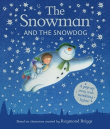 The Snowman and the Snowdog Pop-Up Picture Book, Hardback Book