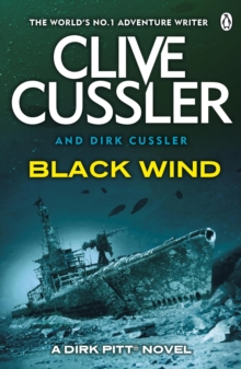 Black Wind: A Dirk Pitt Adventure, Paperback Book