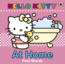 Hello Kitty: At Home, Board book