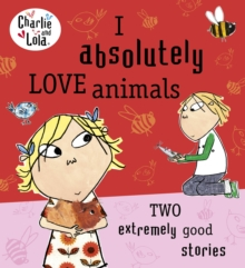 I Absolutely Love Animals, Paperback Book
