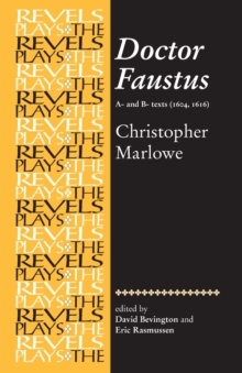 Doctor Faustus : A- and B- Texts 1604, Paperback