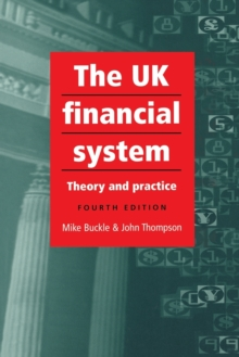 The UK Financial System, Paperback