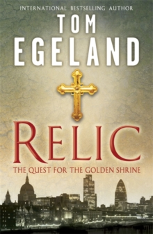 Relic : The Quest for the Golden Shrine, Paperback