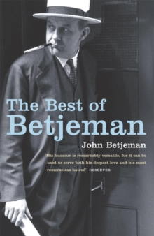 The Best of Betjeman, Paperback Book