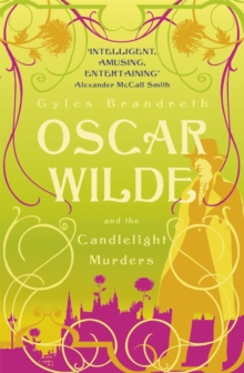 Oscar Wilde and the Candlelight Murders, Paperback