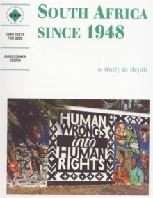 South Africa 1948-1995: A Depth Study : Students' Book, Paperback