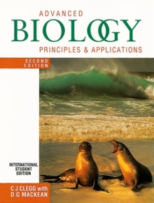 Advanced Biology: Principles and Applications, Paperback