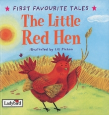 The Little Red Hen, Hardback