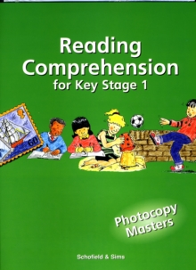 Reading Comprehension for Key Stage 1, Loose-leaf Book