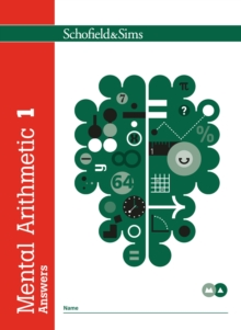Mental Arithmetic 1 Answers, Paperback
