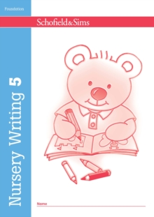 Nursery Writing Book 5, Paperback Book