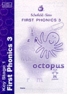 First Phonics Book 3, Paperback