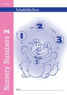 Nursery Numbers Book 2, Paperback