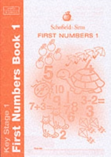 First Numbers Book 1, Paperback
