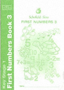 First Numbers Book 3, Paperback