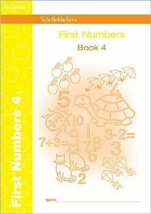 First Numbers Book 4, Paperback Book