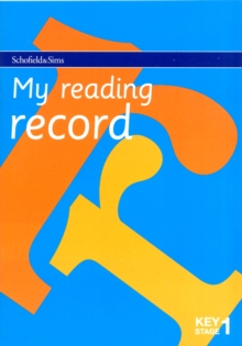 My Reading Record for Key Stage 1, Paperback