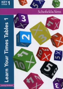 Learn Your Times Tables : Part 1, Paperback