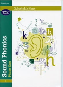 Sound Phonics Phase One, Paperback Book