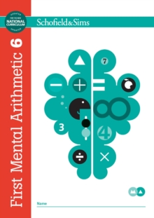 First Mental Arithmetic Book 6, Paperback Book