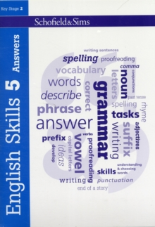 English Skills Answers Book 5, Paperback