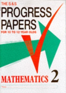 Progress Papers in Mathematics 2, Paperback