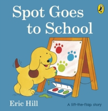 Spot Goes to School, Board book