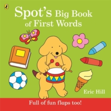 Spot's Big Book of First Words, Board book