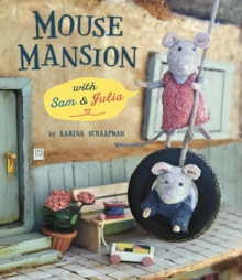 Mouse Mansion, Hardback Book