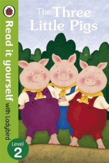 The Three Little Pigs - Read it Yourself with Ladybird : Level 2, Paperback