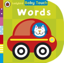 Ladybird Baby Touch: Words, Board book Book