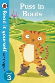 Puss in Boots - Read it Yourself with Ladybird : Level 3, Paperback Book