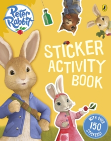 Peter Rabbit Animation: Sticker Activity Book, Paperback Book