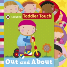 Toddler Touch: Out and About, Board book