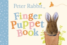 Peter Rabbit Finger Puppet Book, Board book