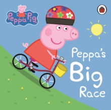Peppa Pig: Peppa's Big Race, Board book