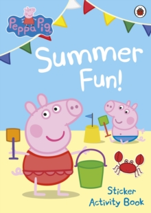 Peppa Pig: Summer Fun! Sticker Activity Book, Paperback