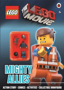 The LEGO Movie: Mighty Allies Activity Book, Paperback