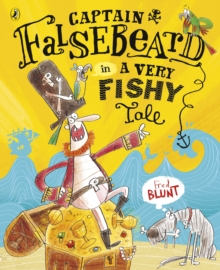 Captain Falsebeard in A Very Fishy Tale, Paperback