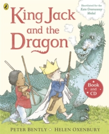 King Jack and the Dragon Book and CD, Mixed media product