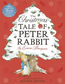 The Christmas Tale Of Peter Rabbit: Book And Cd,, Paperback Book