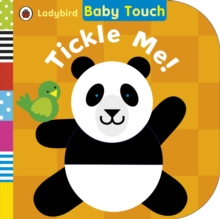 Ladybird Baby Touch: Tickle Me!, Board book Book