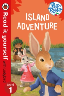 Peter Rabbit: Island Adventure - Read it Yourself with Ladybird : Level 1, Paperback