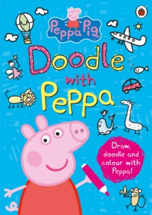 Peppa Pig - Doodle with Peppa, Paperback