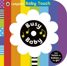 Baby Touch: Busy Baby, Board book