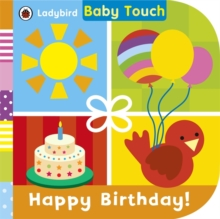 Baby Touch: Happy Birthday!, Board book