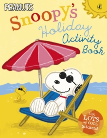 Peanuts: Snoopy's Holiday Activity Book, Paperback Book