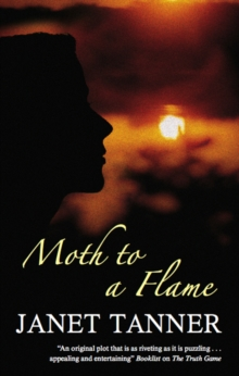 Moth to a Flame, Hardback Book